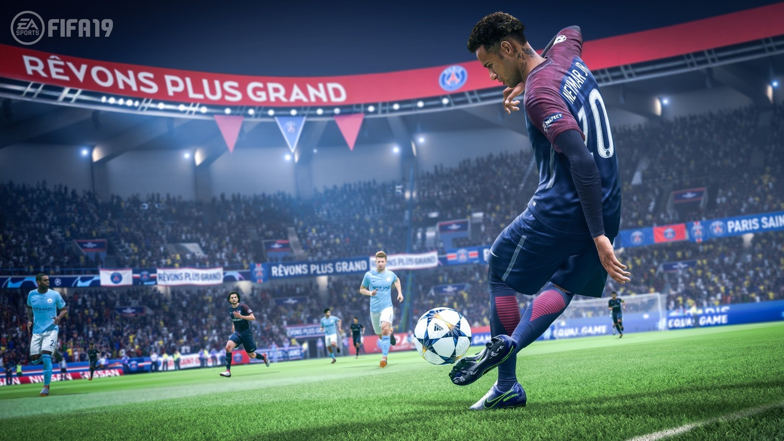 FIFA 19 Soundtrack Features Childish Gambino And More