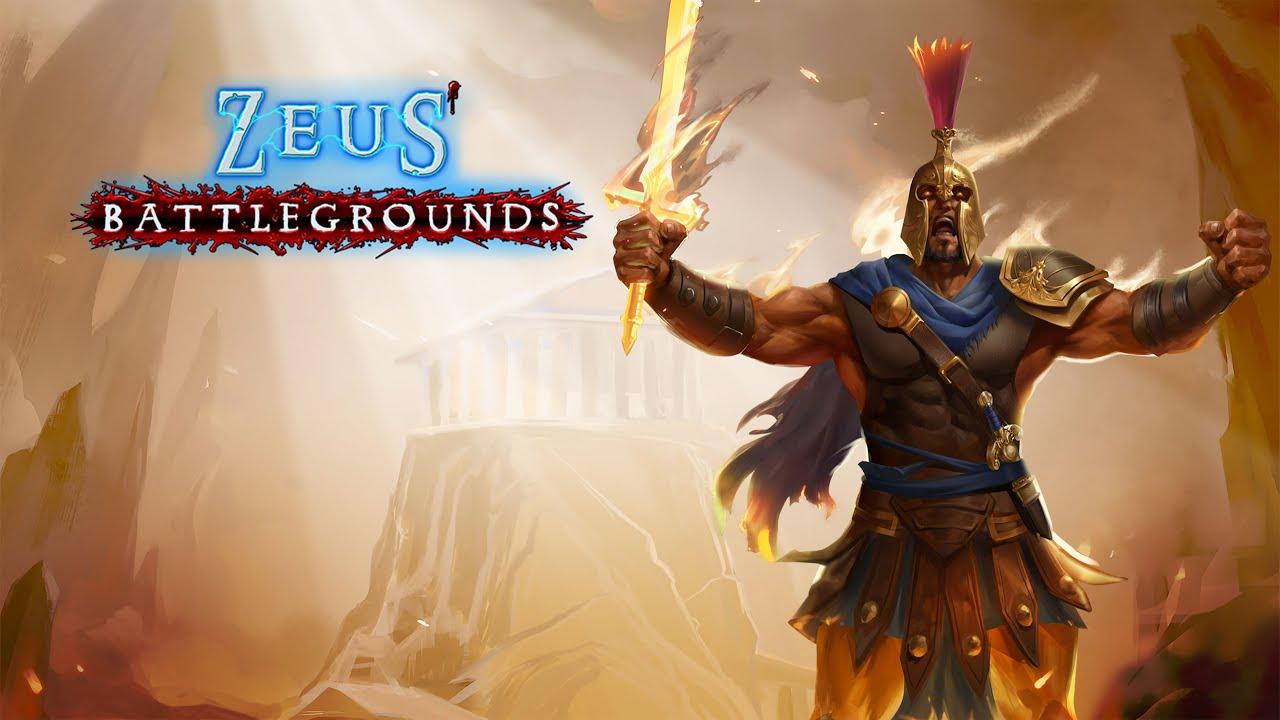 Zeus' Battlegrounds Gears Up Battle Royale