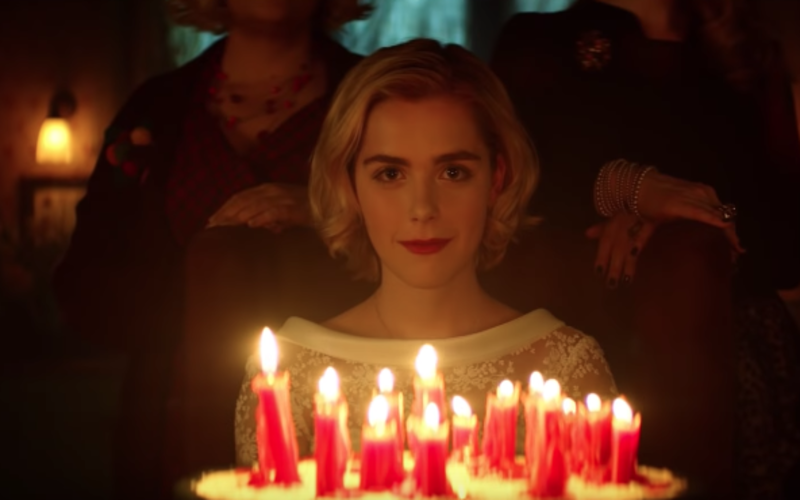 Official Sabrina Trailer Feels Like American Horror Story Lite