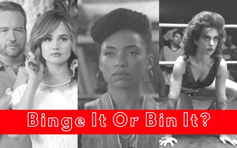 Binge It Or Bin It | September 2018 Pt 2