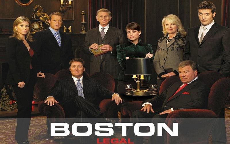 Boston Legal – Backlog