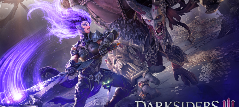 Darksiders III Force Hollow