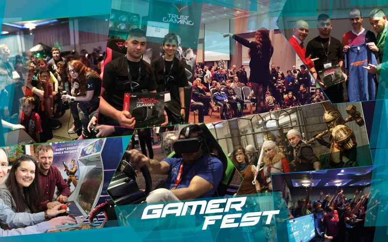 GamerFest Returns To Galway This October Bank Holiday