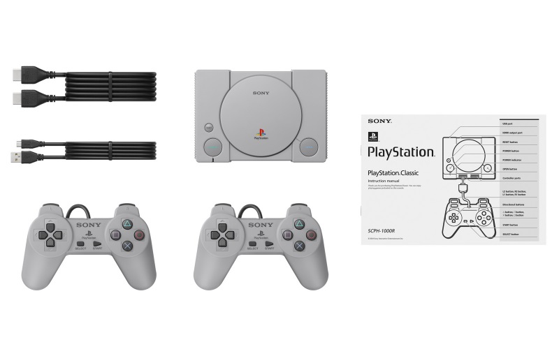 All 20 PlayStation Classic Games For Mini Console Announced