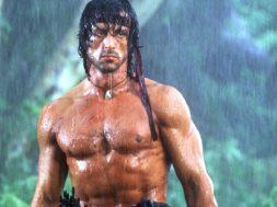 Rambo in Rambo 5