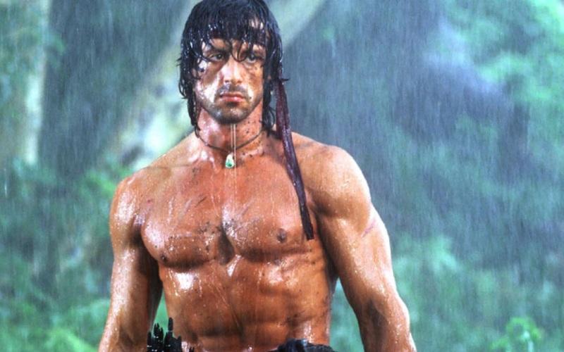 First Look At Rambo In Rambo 5