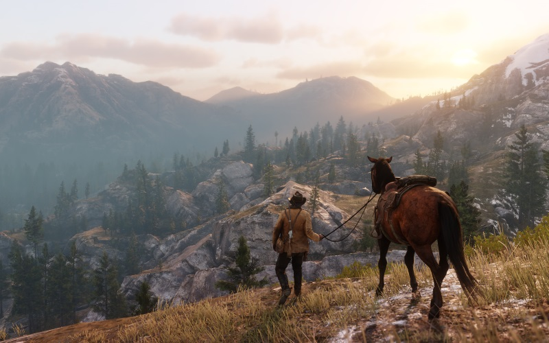 New Gameplay Details Released For Red Dead Redemption II