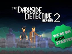 The Darkside Detective Kickstarter