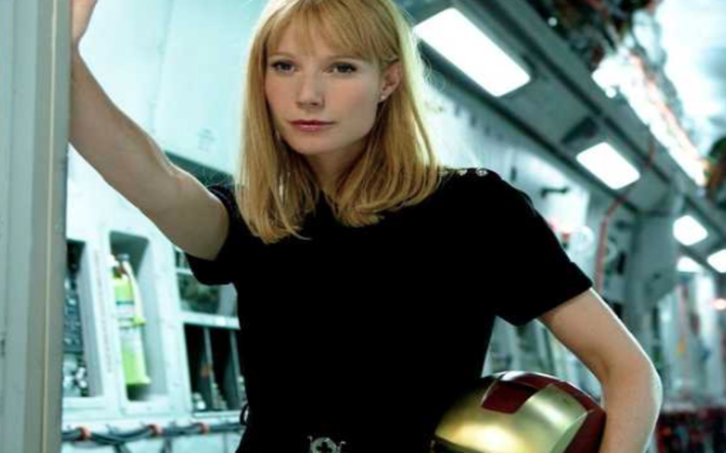 Avengers 4 Set Photo Shows Gwyneth Paltrow In Cool Suit