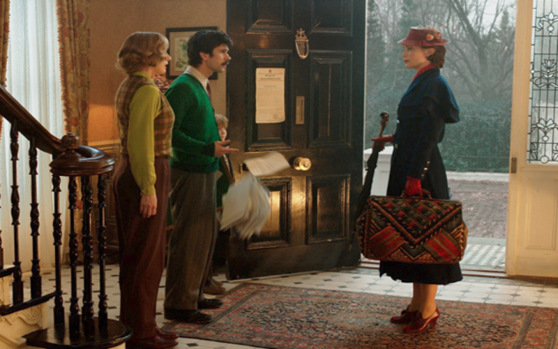'Mary Poppins Returns' Special Look Released