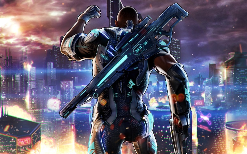 Crackdown 3 Release Date Announced