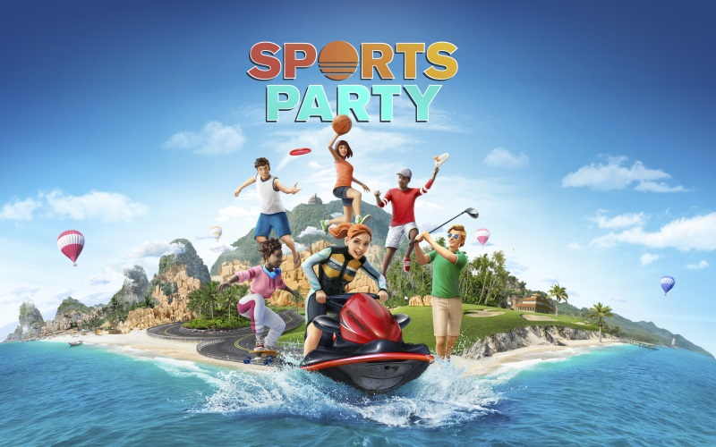 Sports Party Game Now Available On Switch