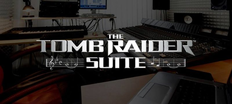 The Tomb Raider Suite header
