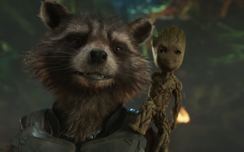 Groot And Rocket Series Reportedly Planned