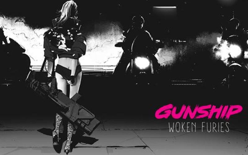 'Woken Furies' – GUNSHIP – Track Of The Day