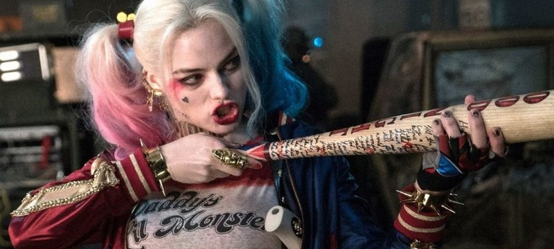 Margot Robbie – Harley Quinn
