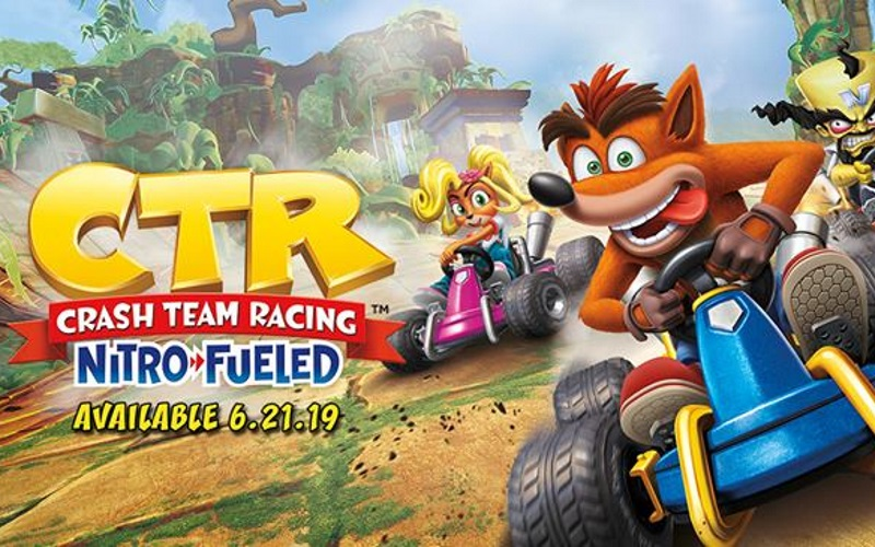 Crash Team Racing Returns And Is Nitro Fueled