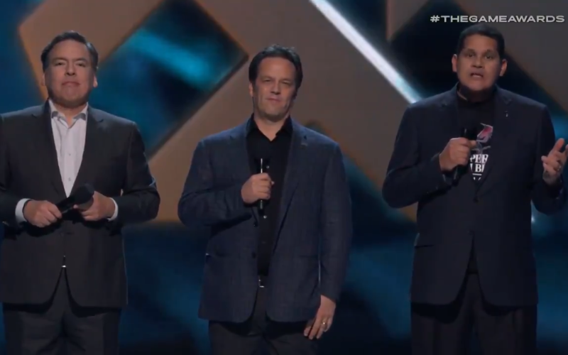 The Game Awards Winners