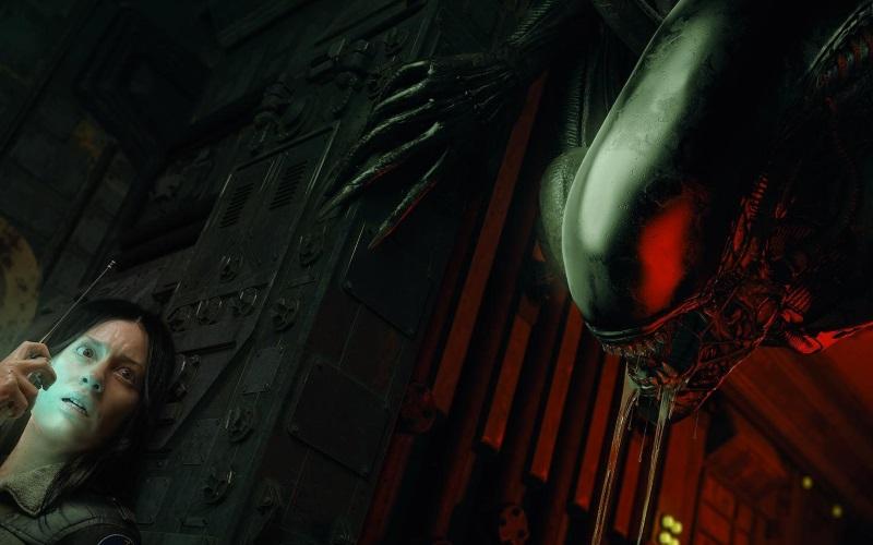 Details Revealed For Alien: Blackout