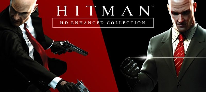 Hitman HD Enhanced Collection Header