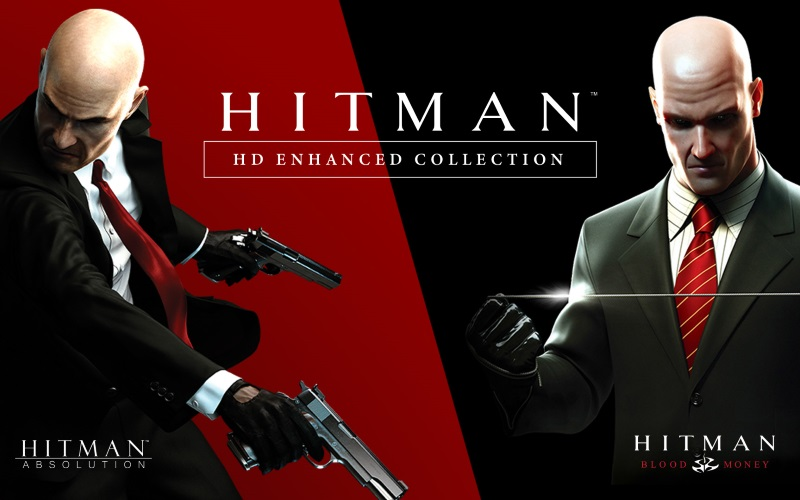 Hitman HD Enhanced Collection Announced For January Release