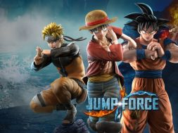 Jump Force Beta Header