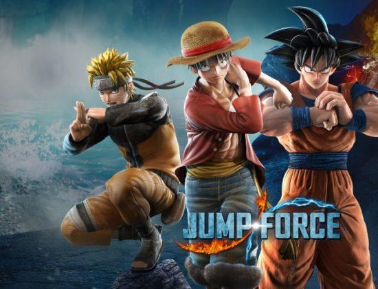 Jump Force Beta Header