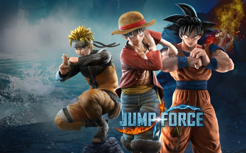 Jump Force Announce Open Beta For January