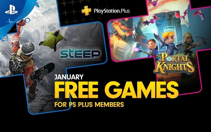 January's PS Plus Games Now Available