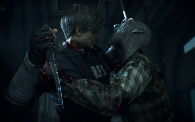 Resident Evil 2 Demo Plus Live Q&A Incoming This Week