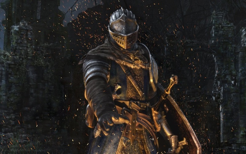Dark Souls Trilogy Coming To Europe