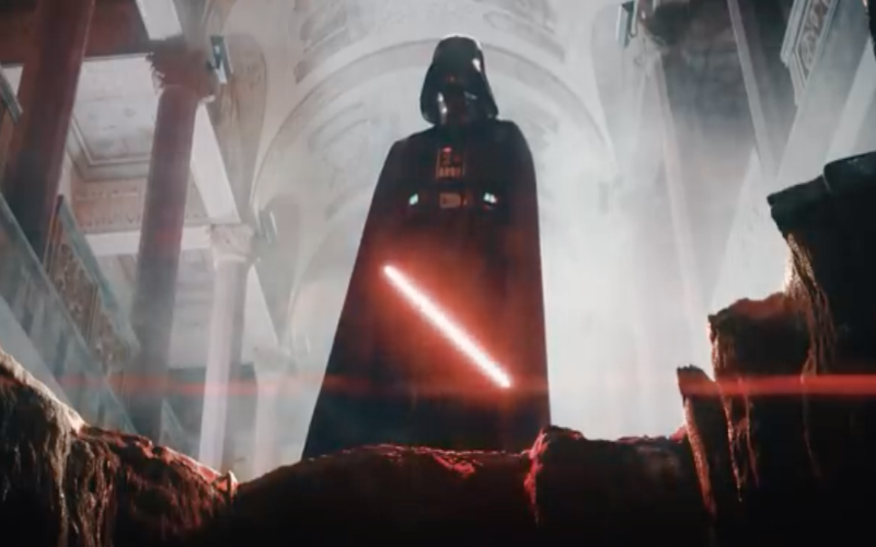 Amazing Darth Vader Fan Film Released On YouTube