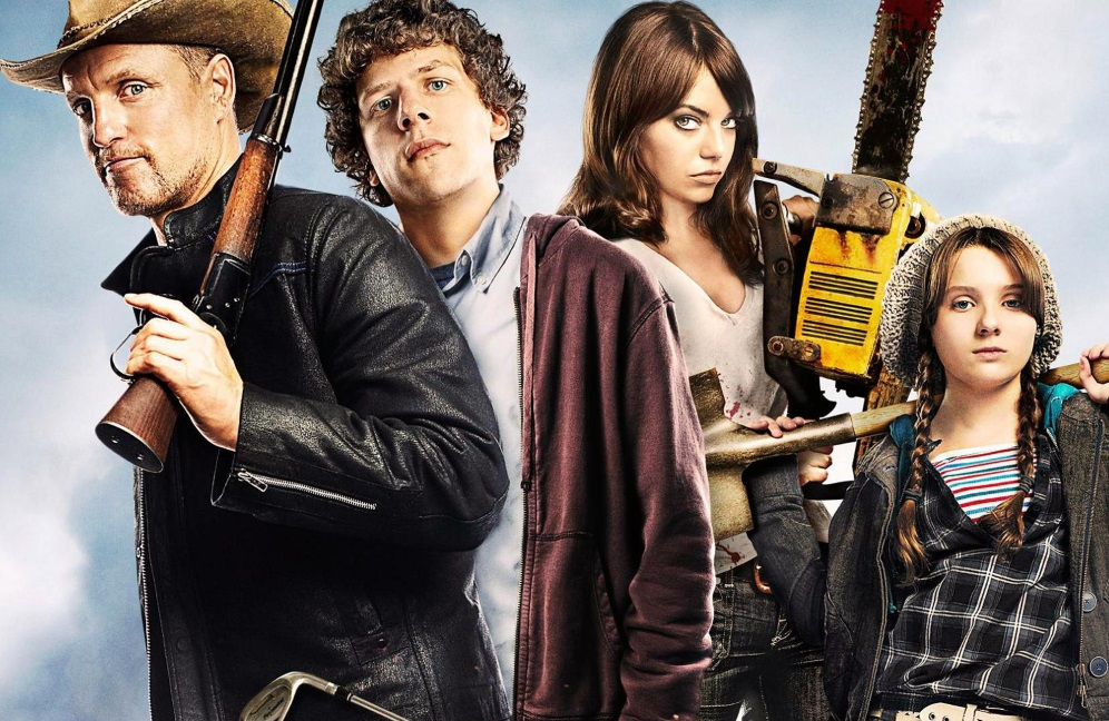 Poster Confirms Zombieland Sequel