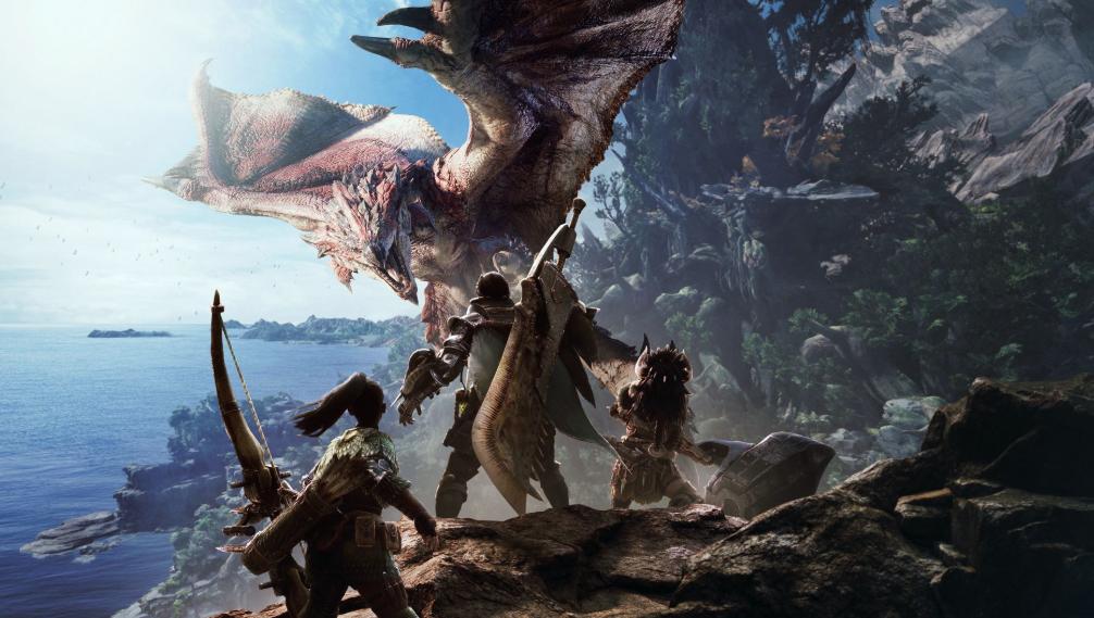 Monster Hunter Movie Gets Release Date