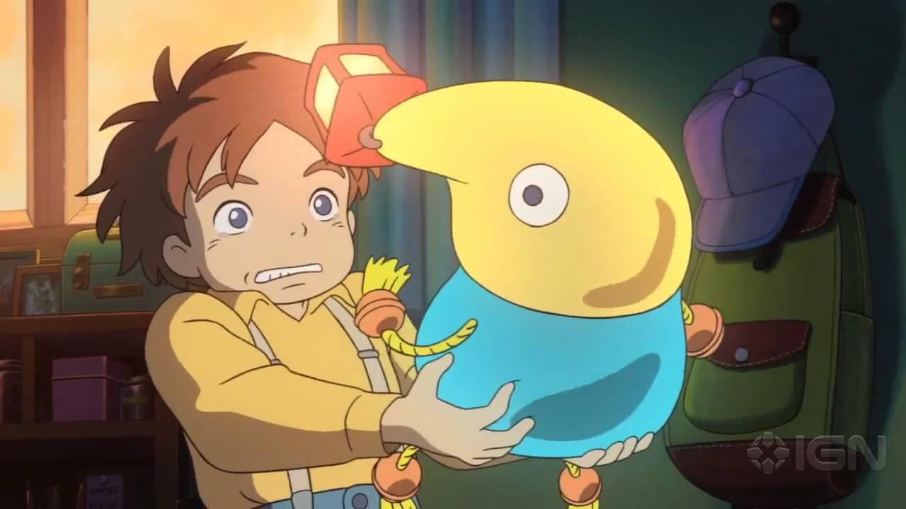 Ni No Kuni To Get Animated Film