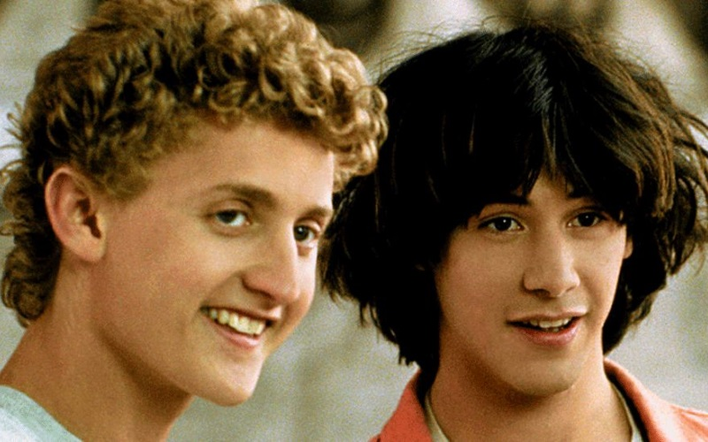 Excellent News As Bill And Ted 3: Face The Music Is Announced