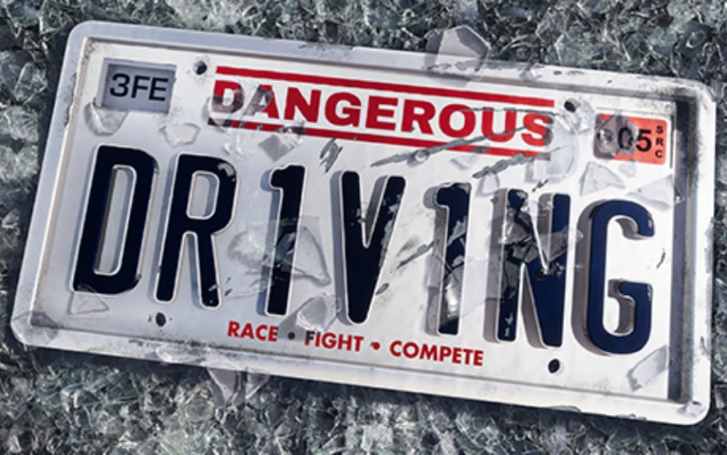 Dangerous Driving Releases Some Car Carnage In April
