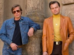 Once Upon a Time in Hollywood header