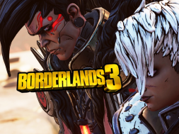 Borderlands 3 Twins Logo