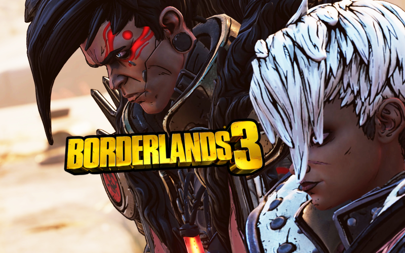 Borderlands 3 Announced Plus A Re-Release Of Borderlands 1