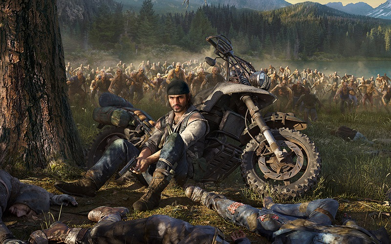 Days Gone Story Trailer Drops In Time For April Release