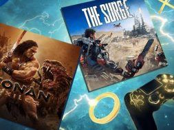 PS Plus April 2019