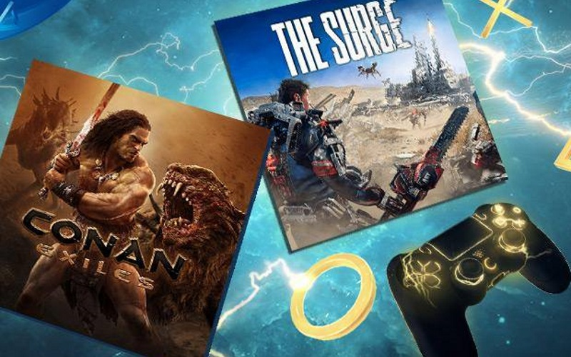 What Are The PlayStation Plus Games For April?