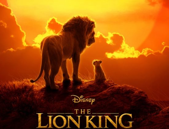 The Lion King Header
