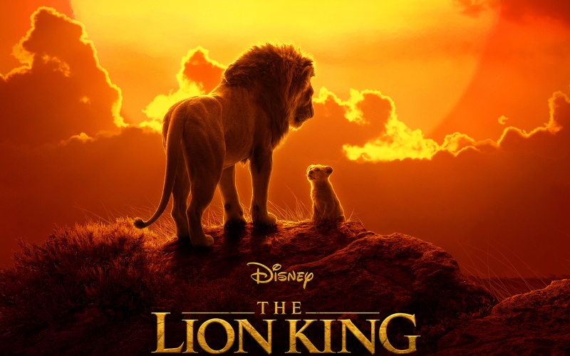 Lion King Get A Second Live Action Trailer