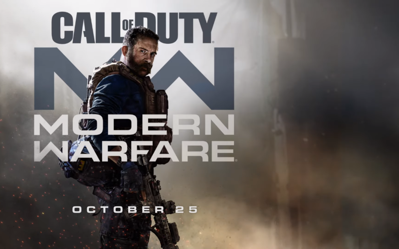 The Next Call Of Duty Is Called . . . . .Modern Warfare