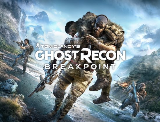 Ghost Recon Breakpoint header