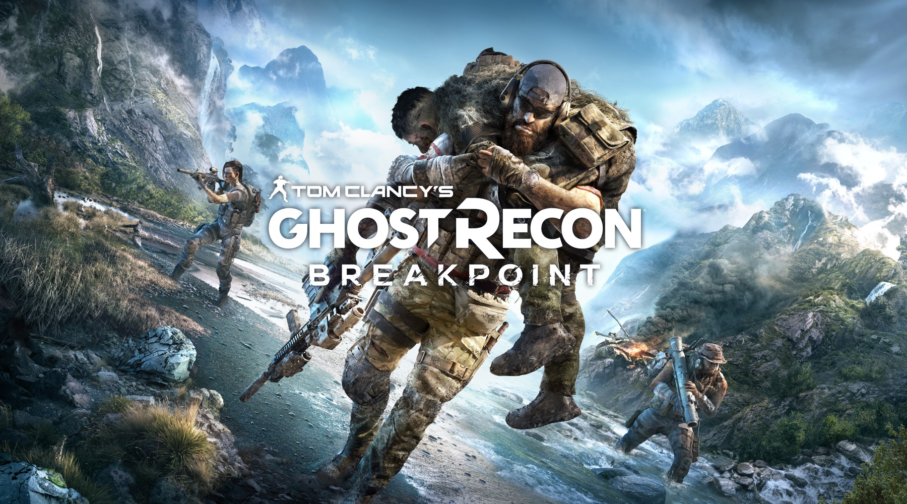 Ghost Recon Breakpoint Breaks Cover And Is Announced