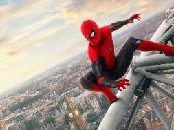 Spider-Man Far From Home Header 2