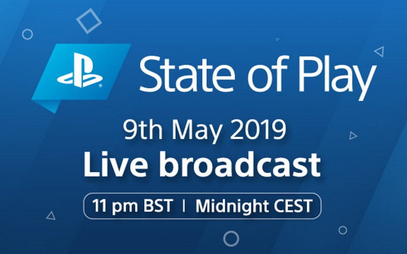 PlayStation To Stream A New State Of Play In May